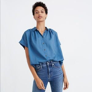 Madewell Chambray Shirt